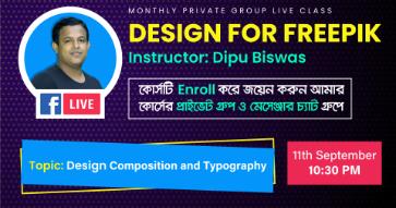 Design for Freepik post image