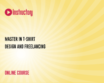 MASTER In T-Shirt Design And Freelancing