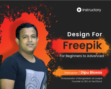 Design Upload Process of Freepik