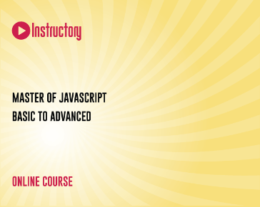 Master Of JavaScript | Basic To Advanced