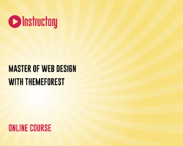 Master Of Web Design With Themeforest