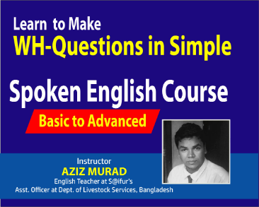 Learn to Make WH -Questions in Simple Expression