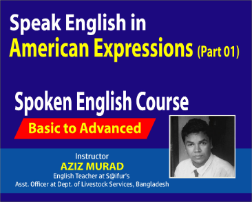 American English You Must Know Part 01