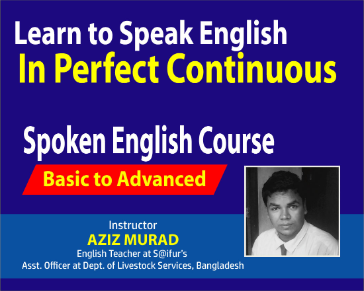 How to Speak English in Perfect Continuous