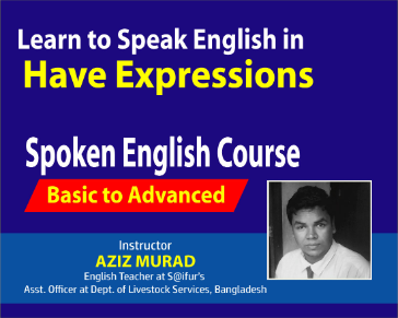 Speak English with Have Expressions