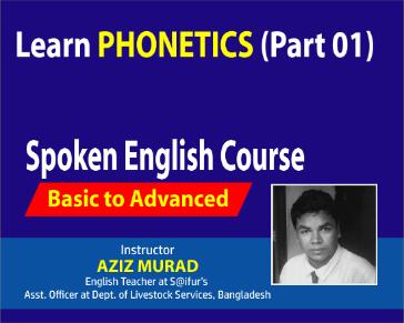 Phonetics Part 01