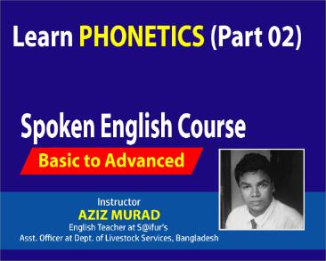 Phonetics Part 02