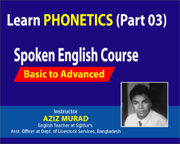 Phonetics Part 03