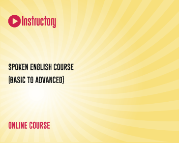 Spoken English Course (Basic to Advanced)