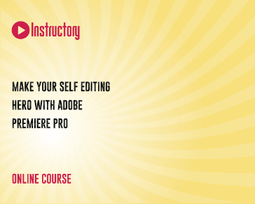 Make your self Editing hero with Adobe Premiere pro
