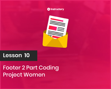 Project WOMEN    Footer 2  Part Coding