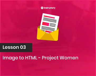 Project WOMEN    Discussion    Image to html Email