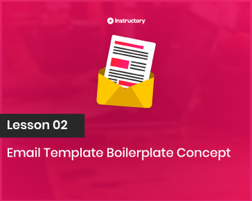 Email Template Boilerplate Concept