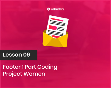 Project WOMEN    Footer 1  Part Coding