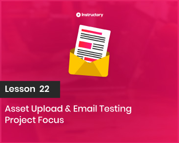 Project FOCUS   Asset Upload on server and  Email Testing