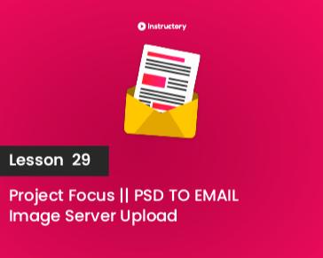 Lesson 29 || Image upload on server