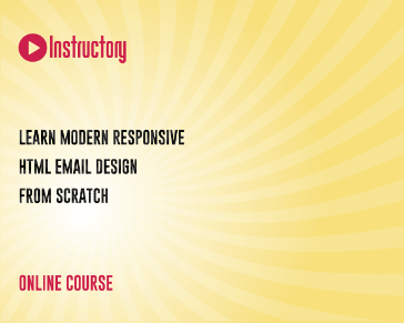 Learn Modern Responsive Html Email Design From Scratch