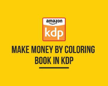 1. Create KDP account