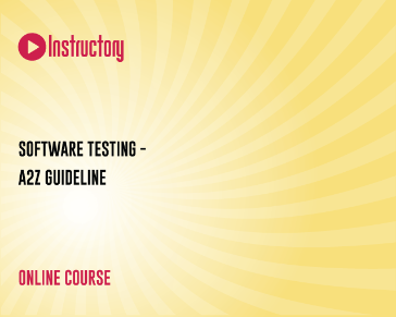 Software Testing - A2Z Guideline