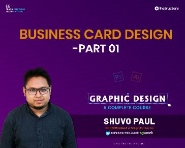 Business Card Design - Part 01
