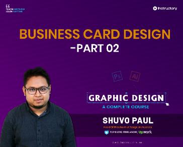 Business Card Design - Part 02