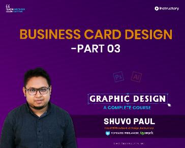 Business Card Design - Part 03