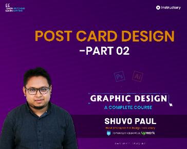 Post Card Design - Part 02