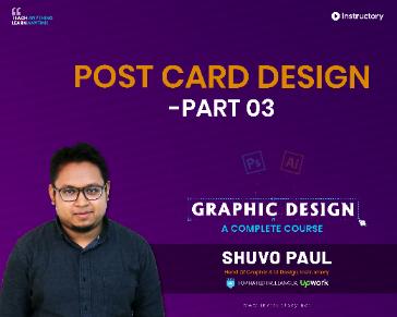 Post Card Design - Part 03