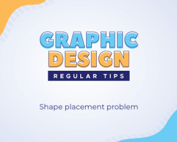 Shape placement solution in Adobe Illustrator