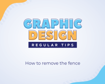 How to remove fence