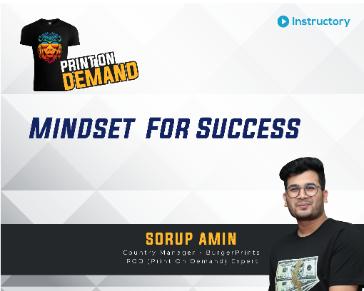 Mindset For Success !