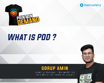 WHAT IS POD ?