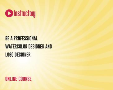 BE A PROFESSIONAL WATERCOLOR DESIGNER AND LOGO DESIGNER