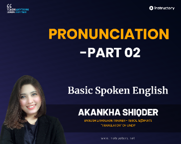 Pronunciation Part 02