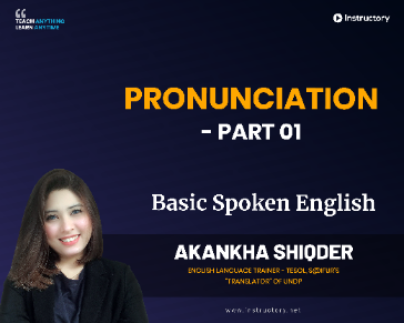 Pronunciation - Part 01