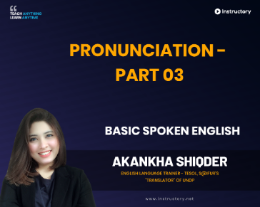 Pronunciation - Part 03