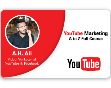 YouTube Marketing A to Z Full Course Intro