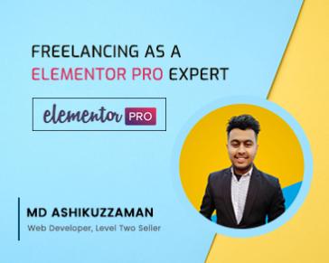 Lesson-7 Design Full website using Elementor pro!