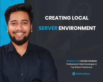 Creating Local Server Environment