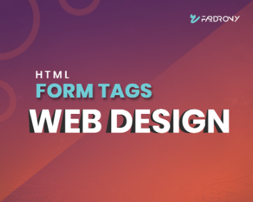 Form and Input Tags