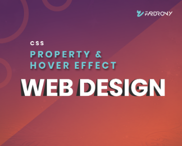 CSS Property & Hover Effect