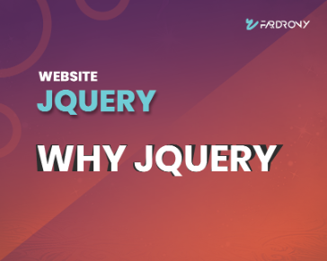 Why jQuery