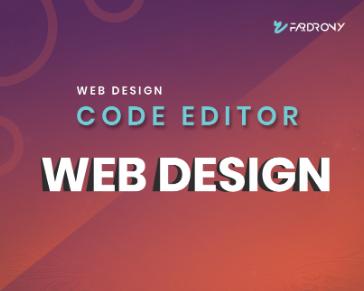 Code Editor for Web Design