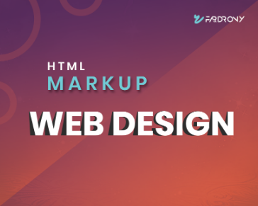 What is HTML markup