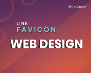 Link a favicon in your website
