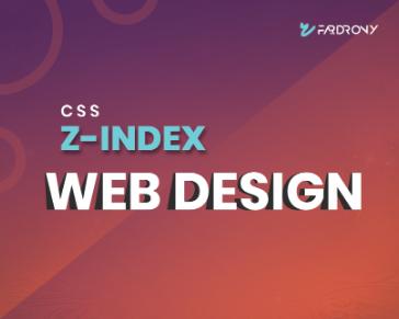 CSS z-index