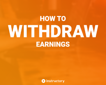 Tips to securely withdraw earnings from Instructory Marketplace