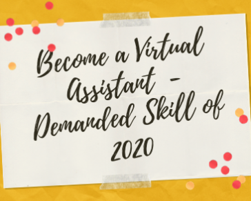 Virtual Assistant Definition
