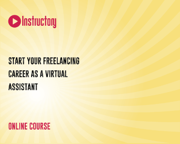 Start Your Freelancing Career as A Virtual Assistant