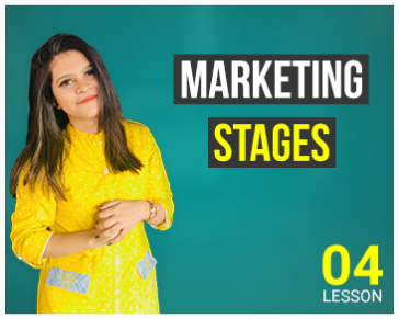 Lesson Four: Marketing Stages
